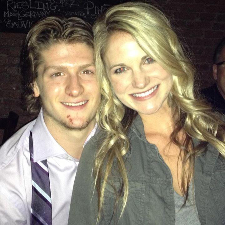 Brad Marchand S Girlfriend Katrina Sloane Playerwives Com Boston Bruins Brad Marchand Bruins