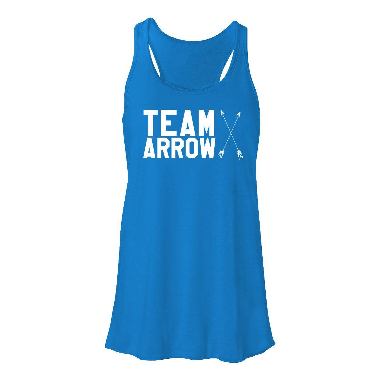 Team Arrow Women's Tank   Kacey Musgraves Shop