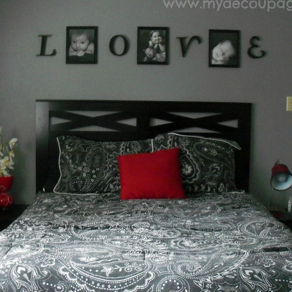 Bedroom Black And Red Bedding Sets Design Black White Grey Red Master Bedroom Gray Wall Color Scheme Red Master Bedroom Bedroom Red Bedroom Makeover