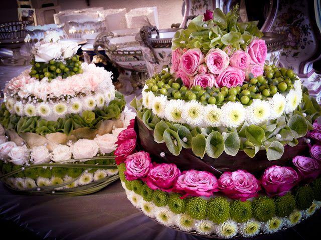 wedding cake flowers fleur de mars fragments de r ves pinterest art floral. Black Bedroom Furniture Sets. Home Design Ideas