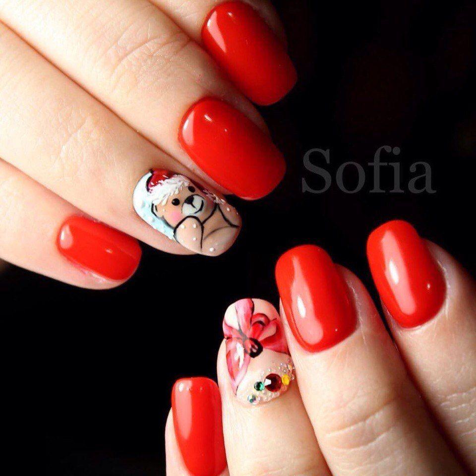 Nail Art #3218 - Best Nail Art Designs Gallery | Bright nails, Nail ...