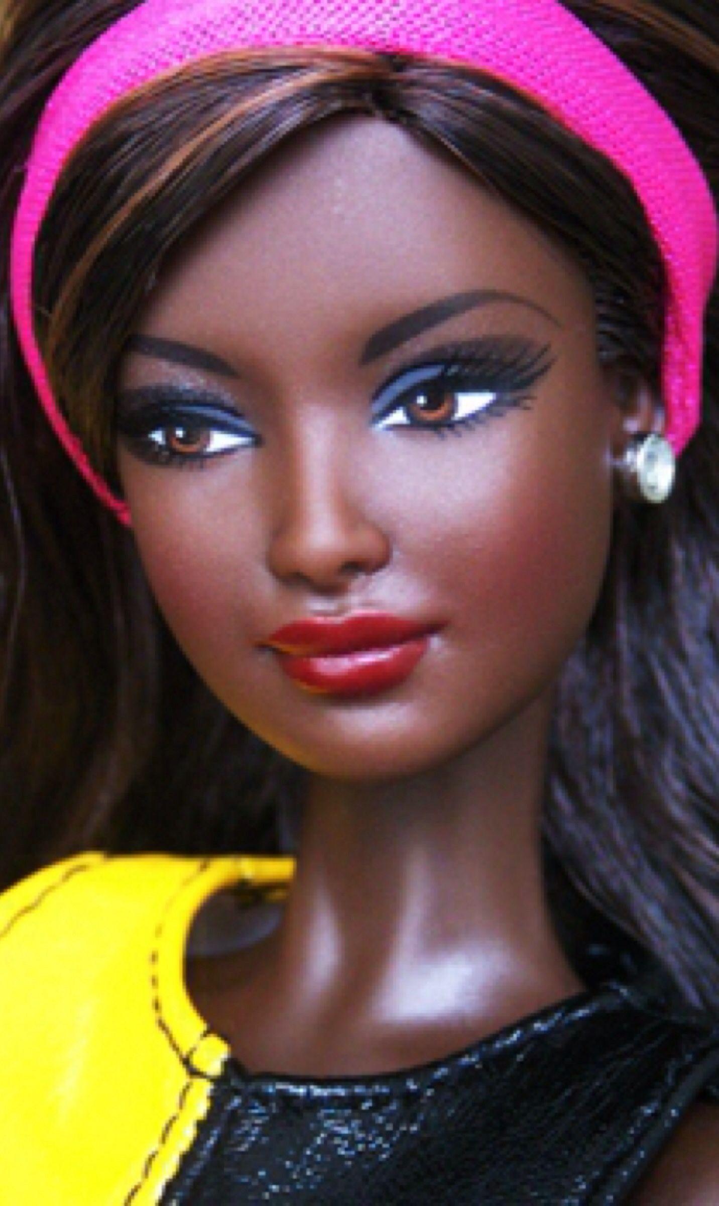 Pin by Сергей Петров on forrst Black barbie, Black doll