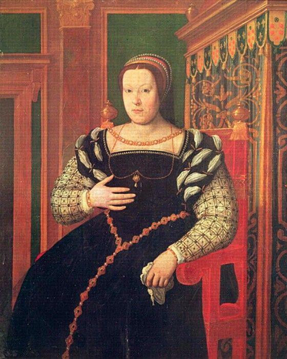 Екатерина Медичи. Санти ди Тито