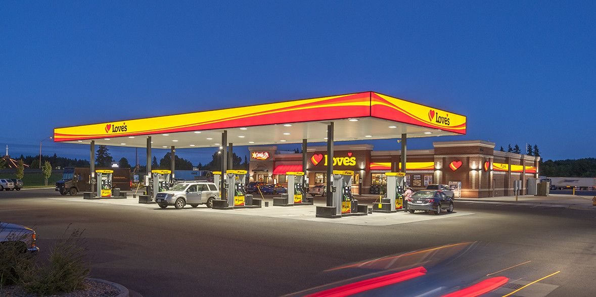 Gasoline Station Near Me >> Finding A Loves Truck Stop Near Me Now Is Easier Than Ever