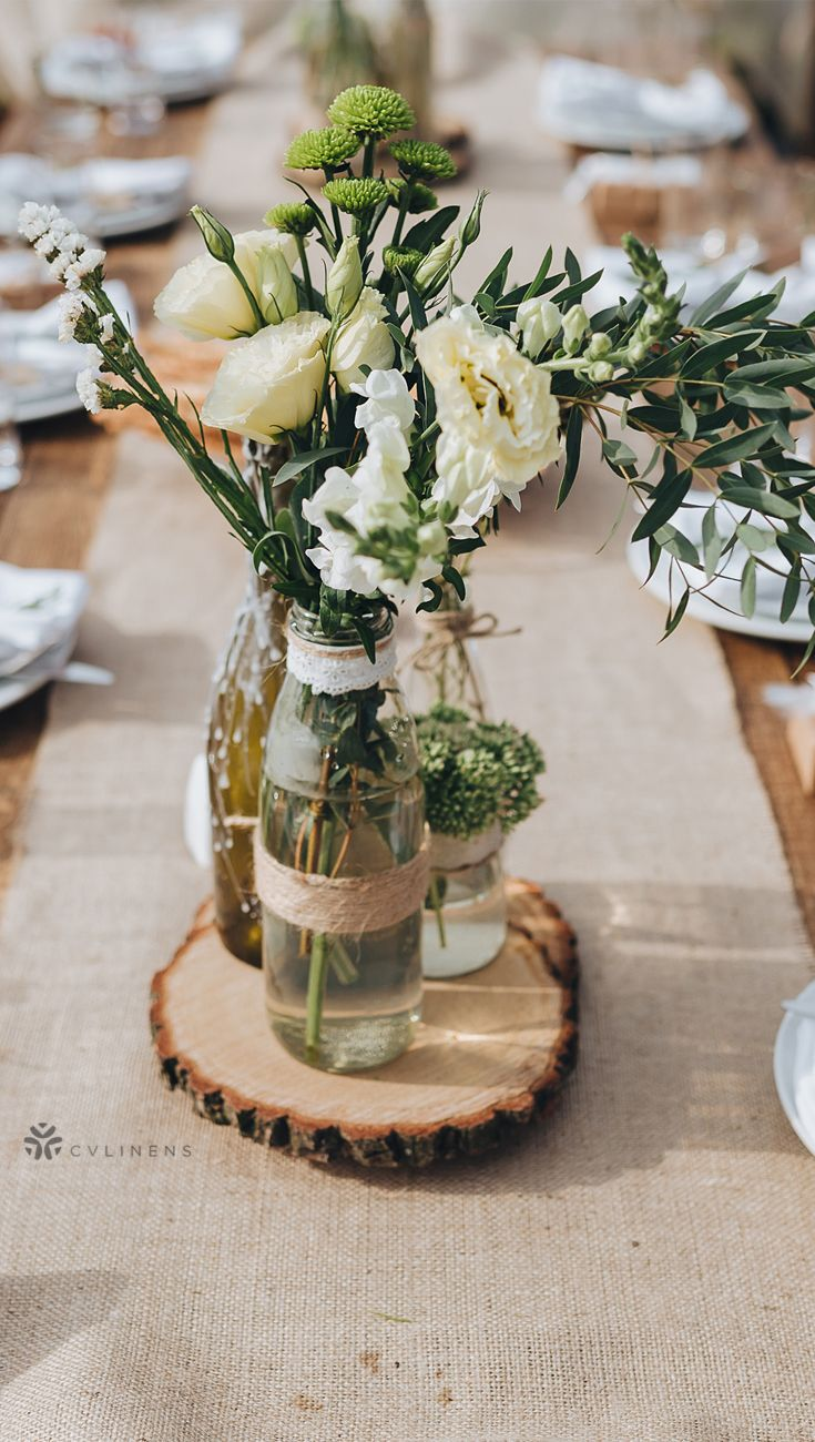 Pin On Rustic Wedding Decorations