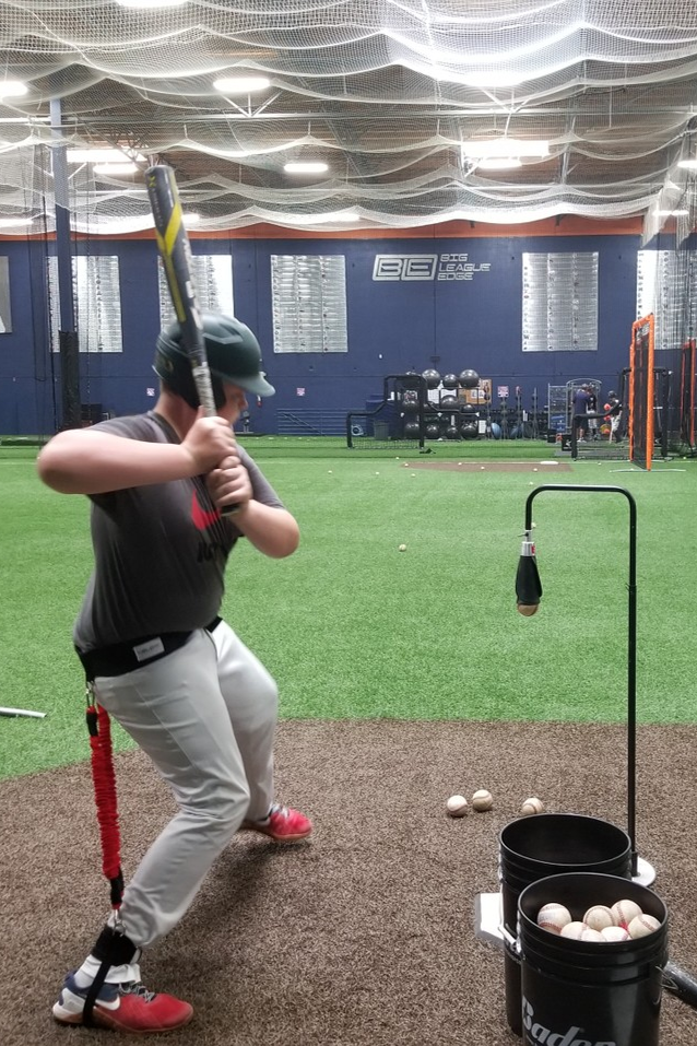 Training Back Leg Drive Power Move Tempo And Ground Force Reaction Baseball Hitting Baseball Training Hit Training