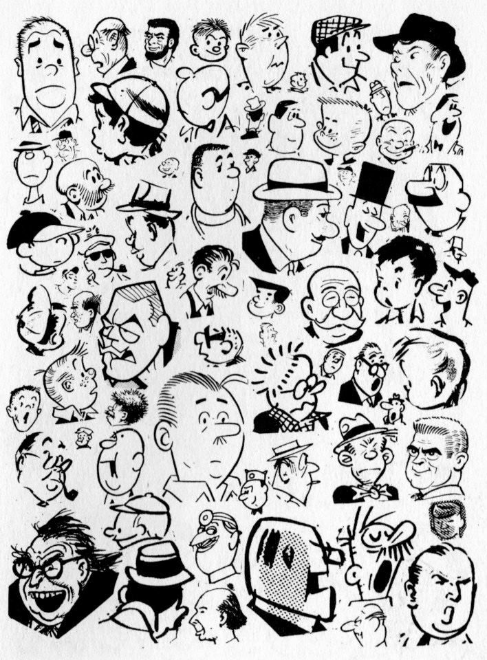 How To Draw And Sell Cartoons By Dave Breger 1966 In 2019