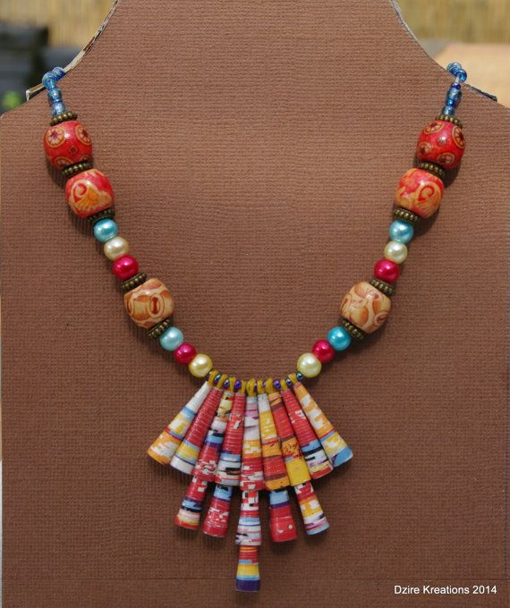 Colorful Wood Beads Flower Shape Cute Wooden Bead For DIY Necklace Accessories