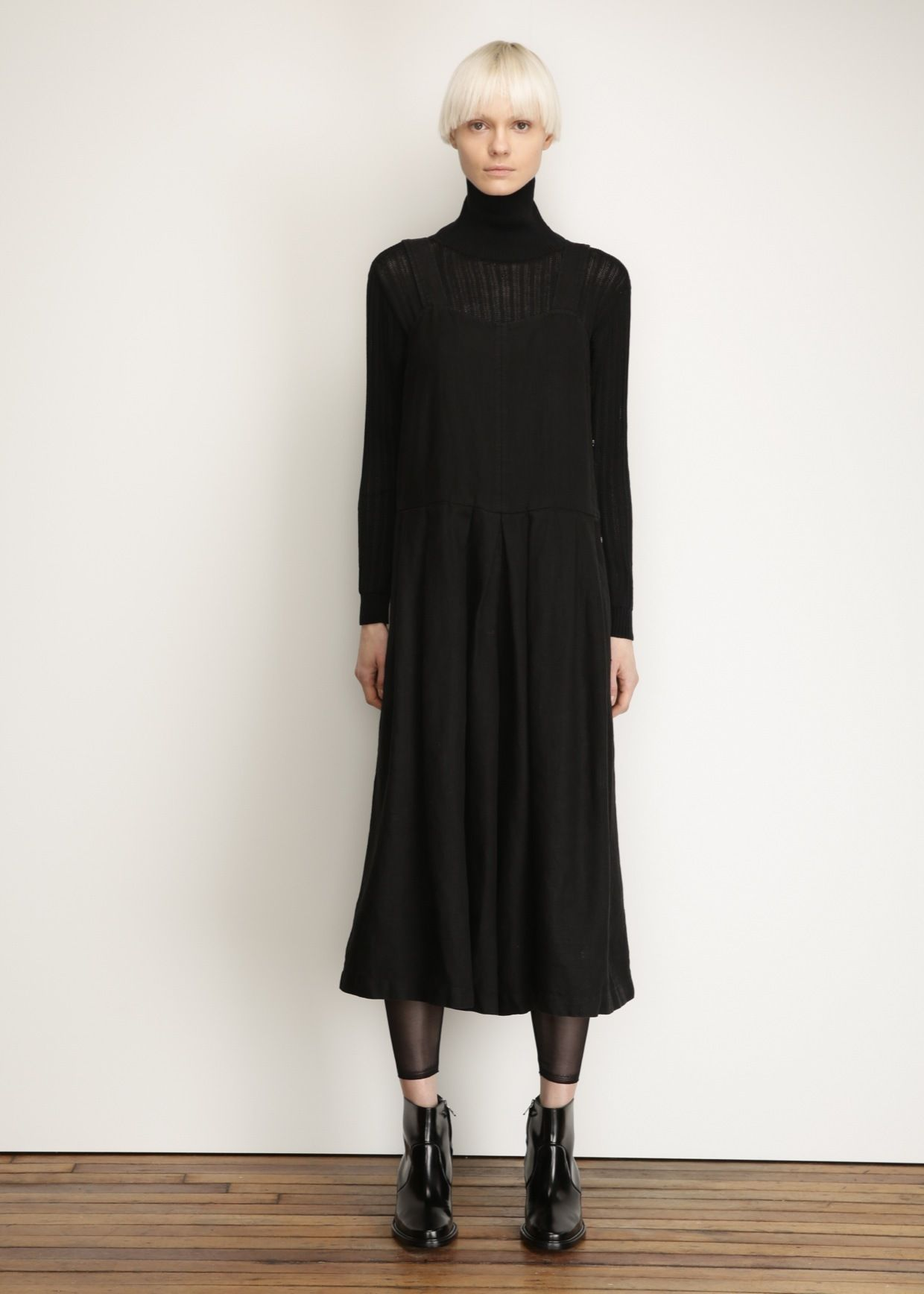 Totokaelo - Rachel Comey Black Exclusive Costello Suit