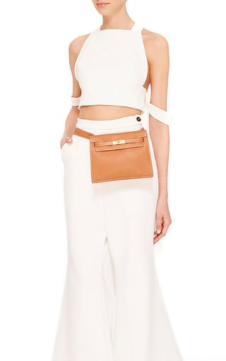 ab7e75957158 Hermes Gold Kelly Danse by HERITAGE AUCTIONS SPECIAL COLLECTION for  Preorder on Moda Operandi