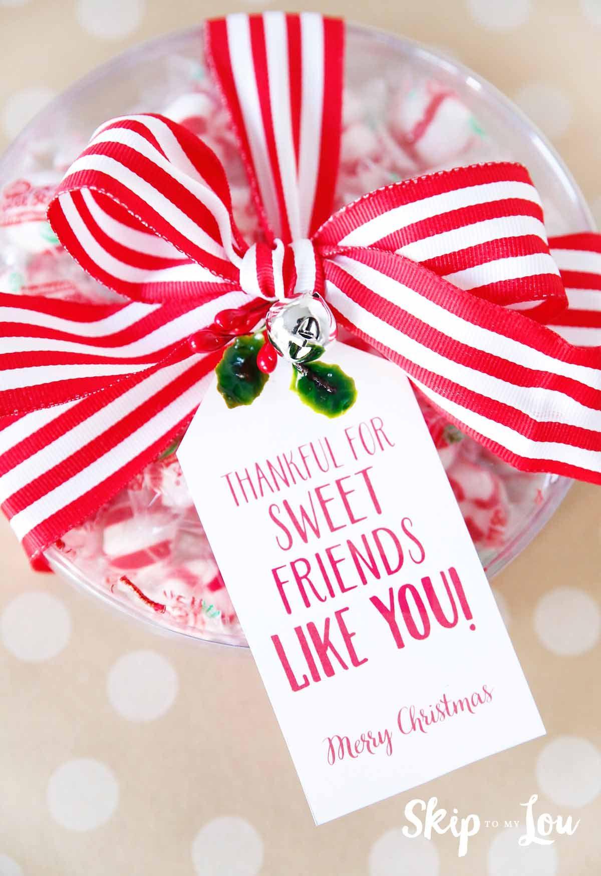25 small christmas gifts