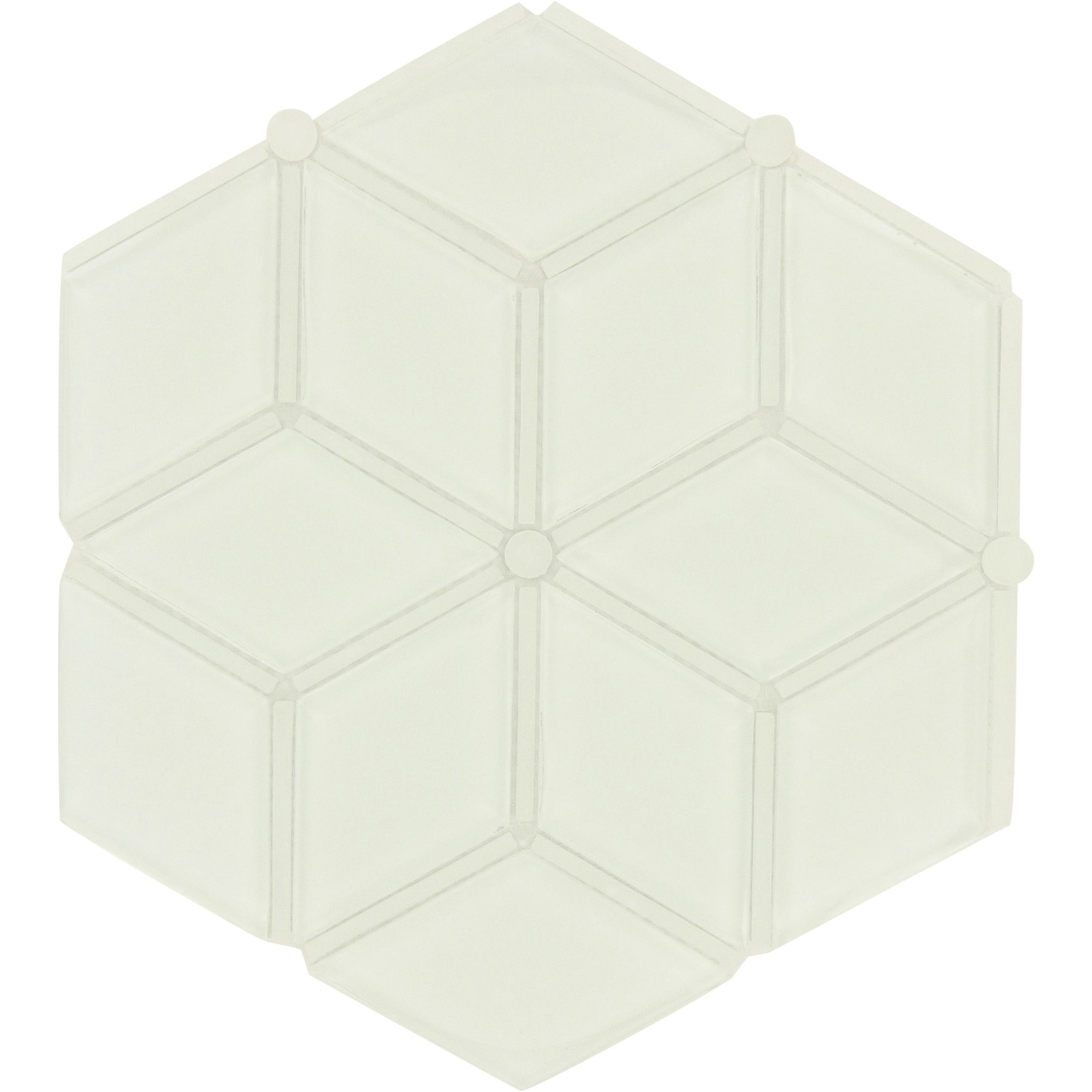 "Sheet Size: 10 3/4"" X 12"" Tile Size: Random Tile Thickness"