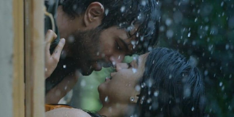 Rashmika Mandanna Kissing   Cinema News in 2019   Kissing