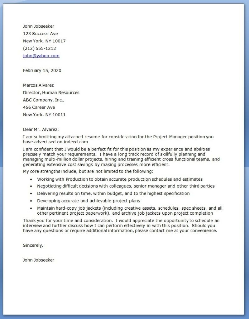 Cover Letters  Google Search  Cover Letters