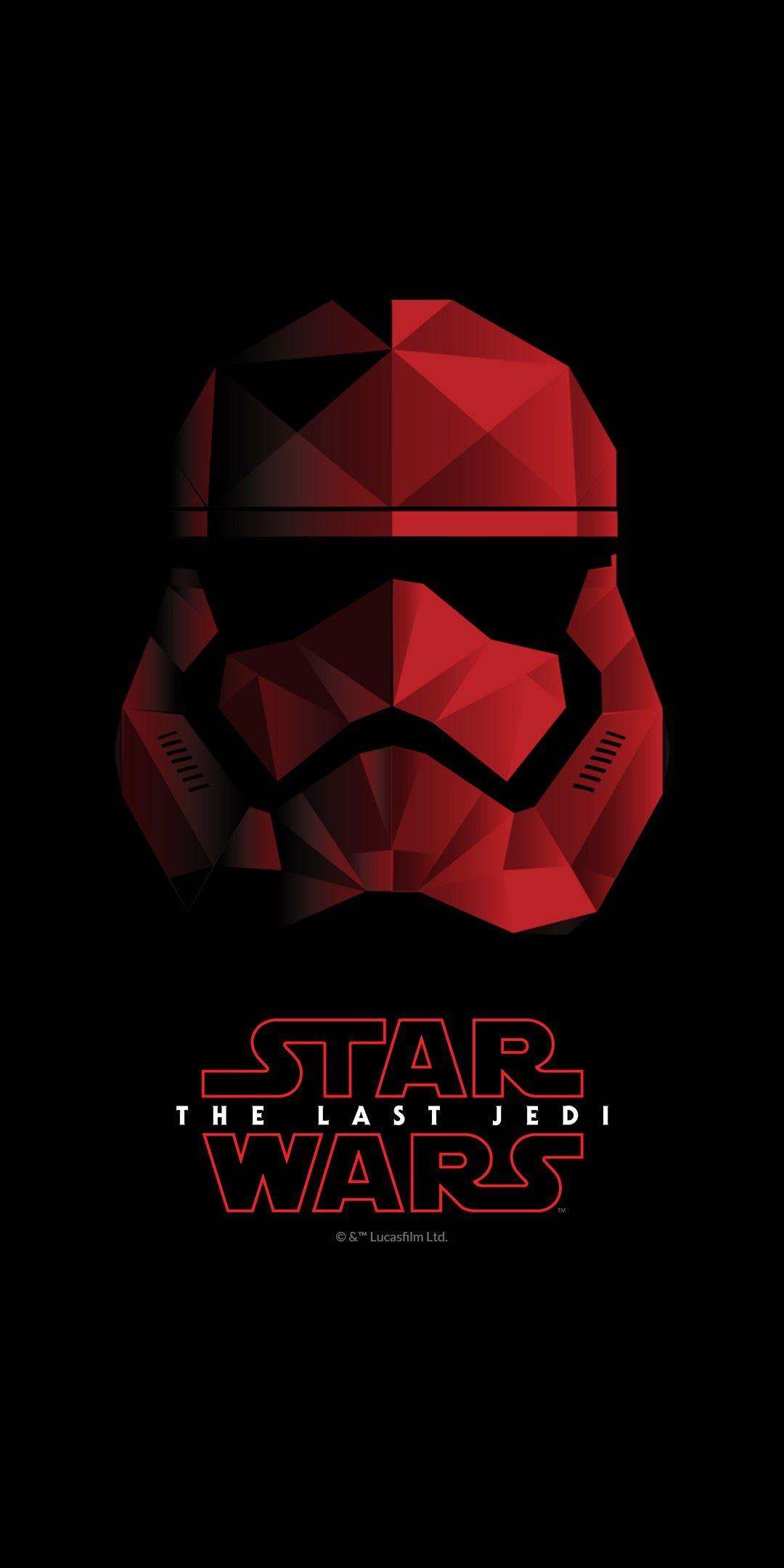 Star Wars The Last Jedi Star Wars Wallpaper Star Wars Wallpaper Iphone Star Wars Fan Art