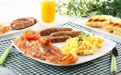 Desayuno Tipo Americano A Domicilio