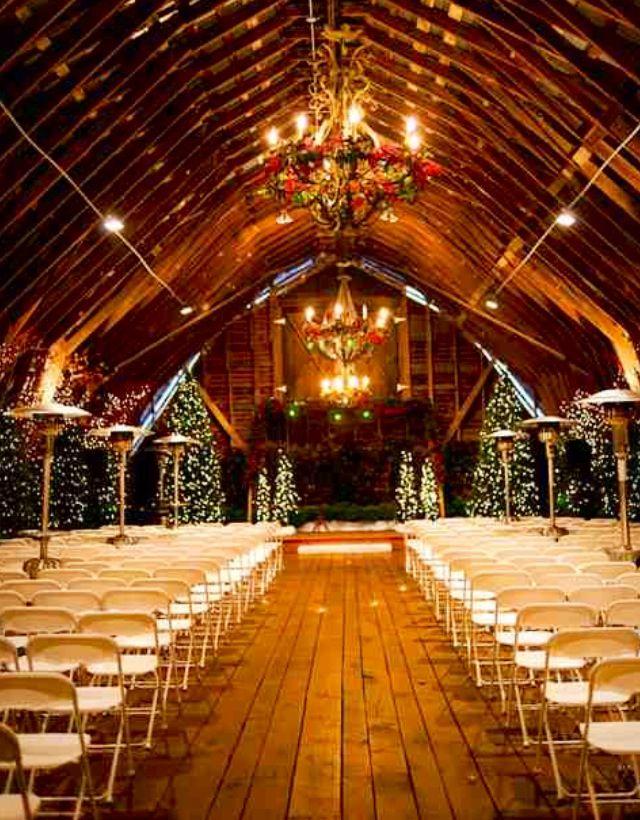 This is where I'm having my Wedding! Black Fox Farms barn