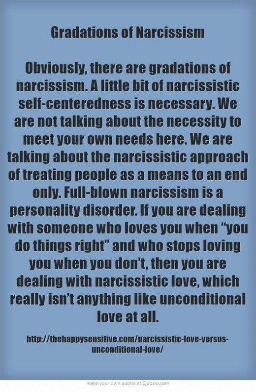 How To Deal With A Narcissist In A Relationship