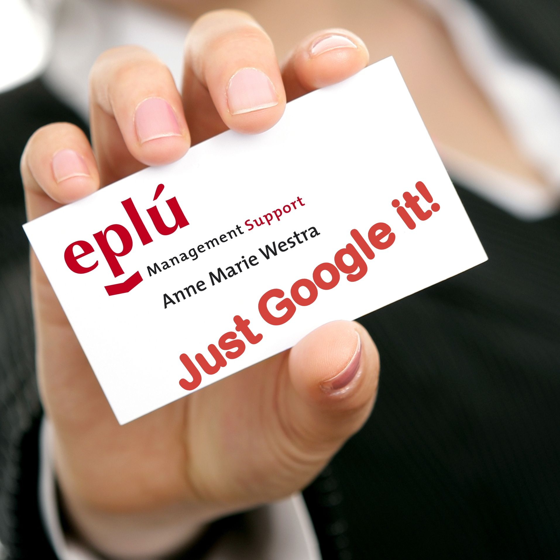 """May I ask, how did you come to me?"" New client: ""Google!!"" #justgoogleit"