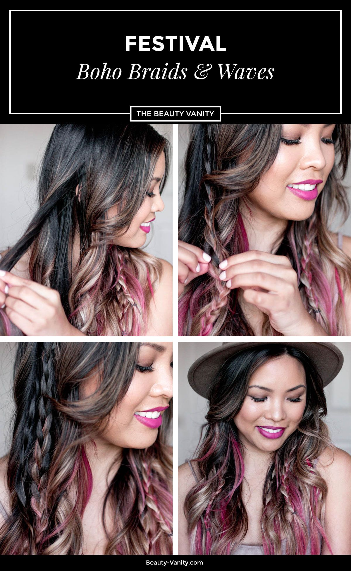 A Flock Of Seagulls Hairstyle Braided Hairstyle Updo Pinterest
