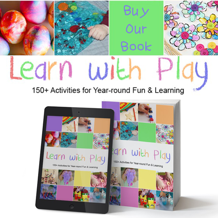 Check Out Our Book Full of Kids Activities!