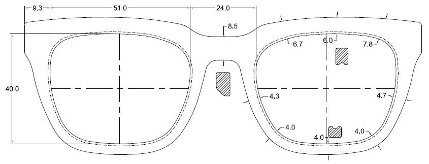 How Design Eyewear GoogleDibujo Técnicomarrazkrta To Con Cerca W9IED2H