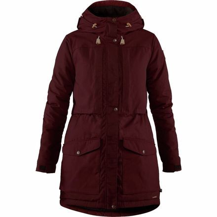 Photo of Parka Acolchada de Lana Singi – Mujer