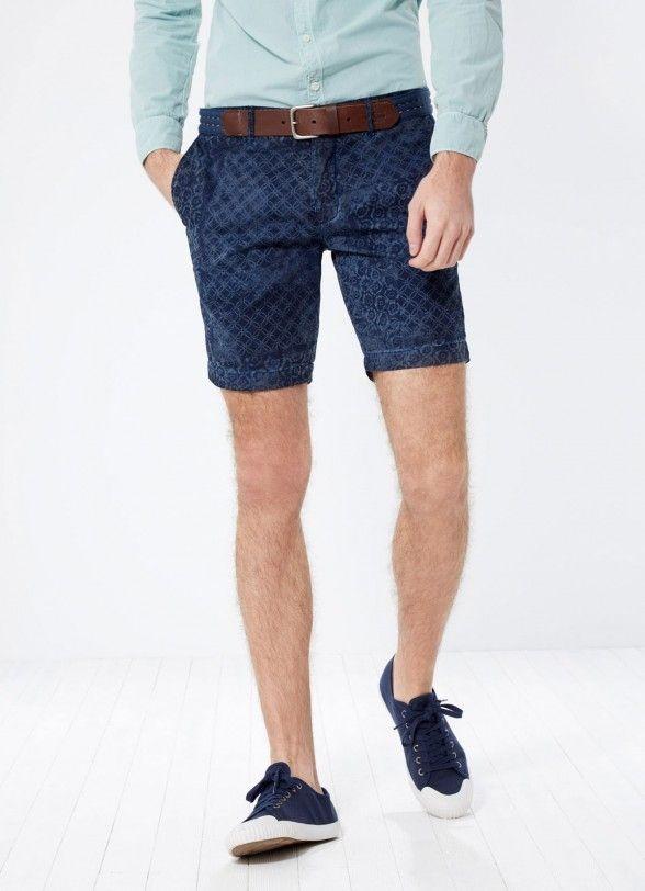 Bermuda estampada - Temporada: Primavera-Verano - Descripción: Ahora que viene el verano, te presentamos unas bermudas de Pepe Jeans, que las encontraras en Porfirio Fernández de Ordizia