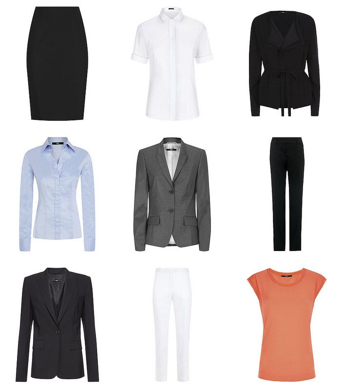 895f3f50ca94 Not Dressed As Lamb - Over 40 Fashion Blog: What to Wear to the Office | 23  Office Chic Work Outfits from 9 Separates