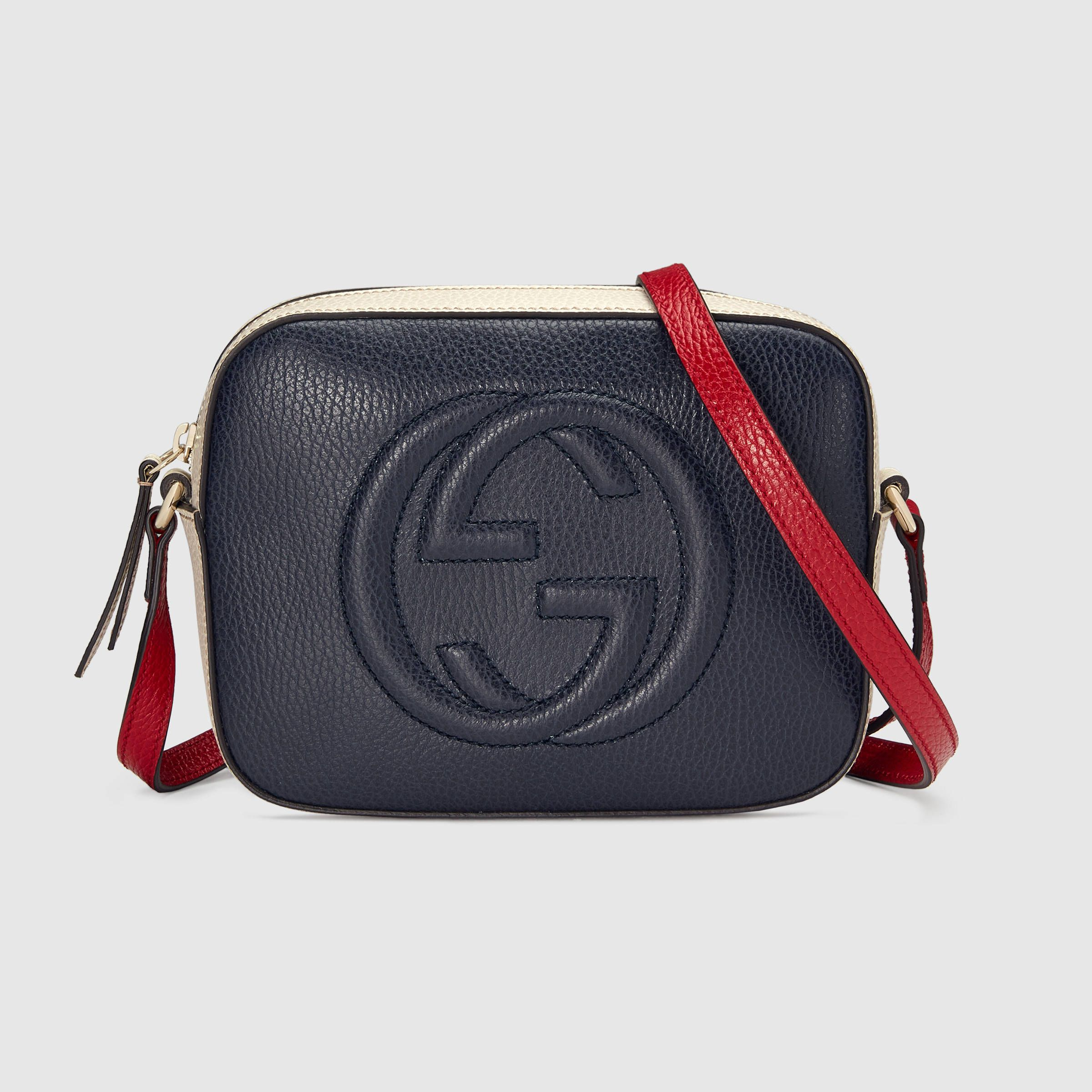 Gucci Women - Soho leather shoulder bag - 431567CAOEG4091 | Arm ...