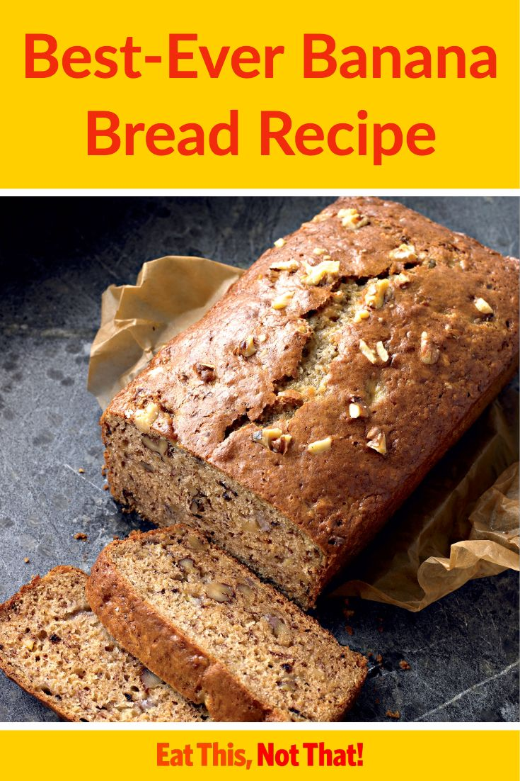 Banana Bread | Recipe | Homemade banana bread recipe ...