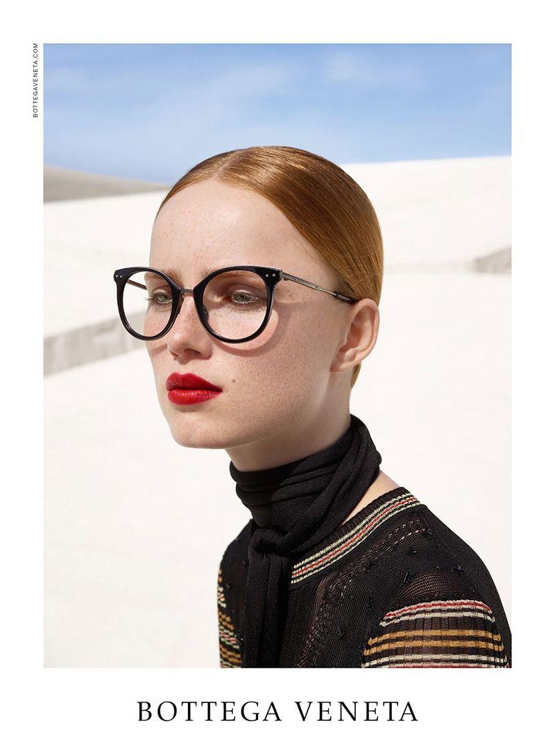 ca9892f01d3 Fashion Copious - Rianne Van Rompaey for Bottega Veneta FW 16.17 Campaign  by Viviane Sassen