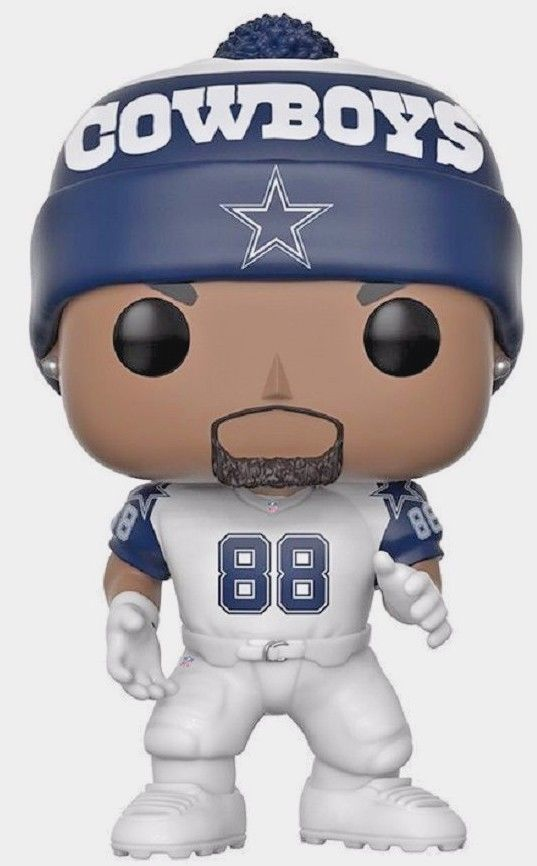 Details about Funko POP! NFL Wave 4 - Vinyl Figure - DEZ BRYANT (Dallas Cowboys) - New in Box #dezbryant