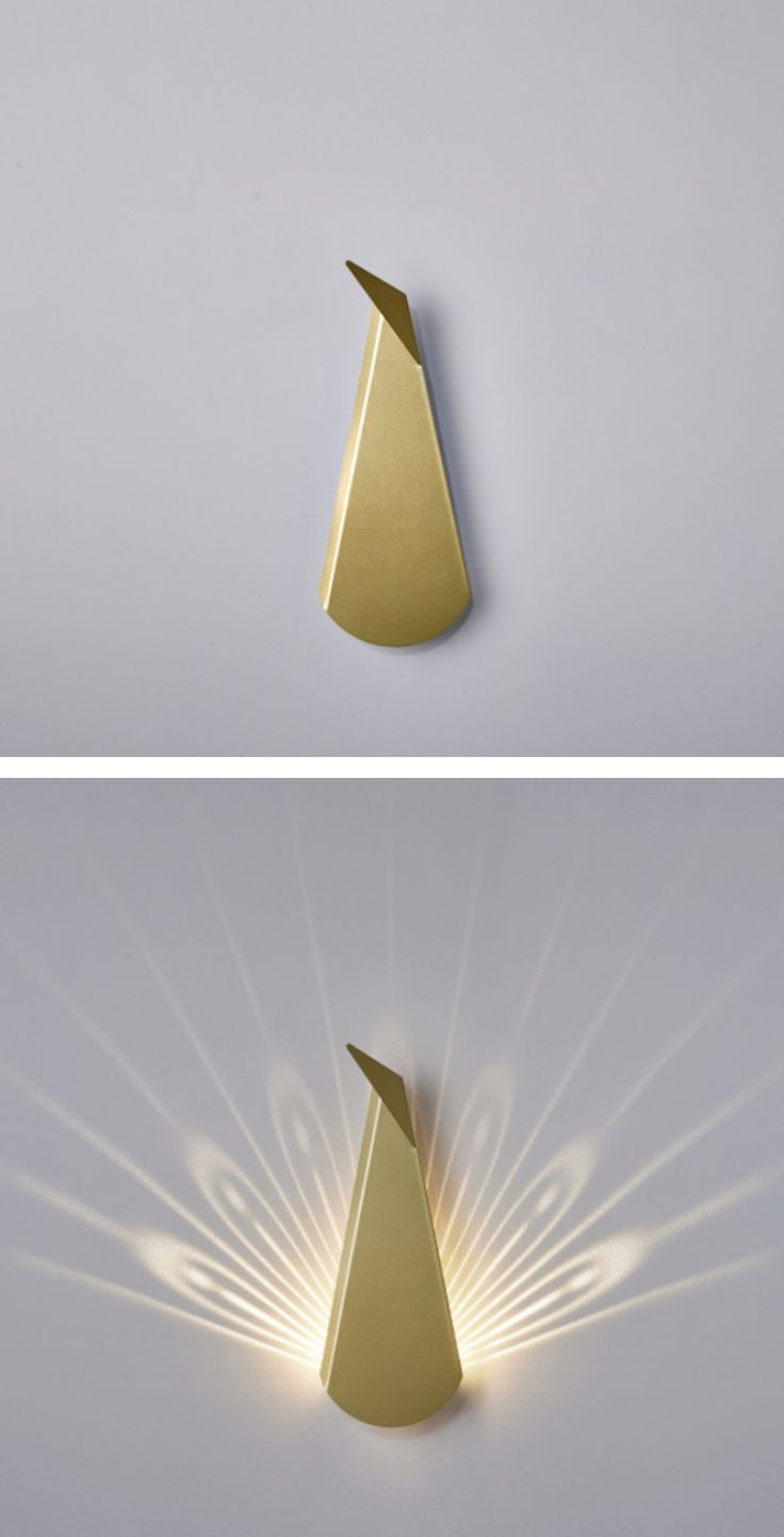 Modern Light Fixtures Turn Into Animals When Illuminated