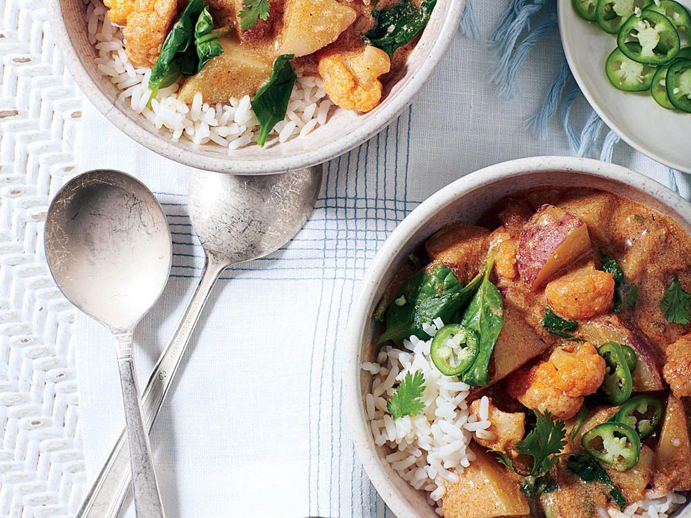 How to make buttermilk chicken curry