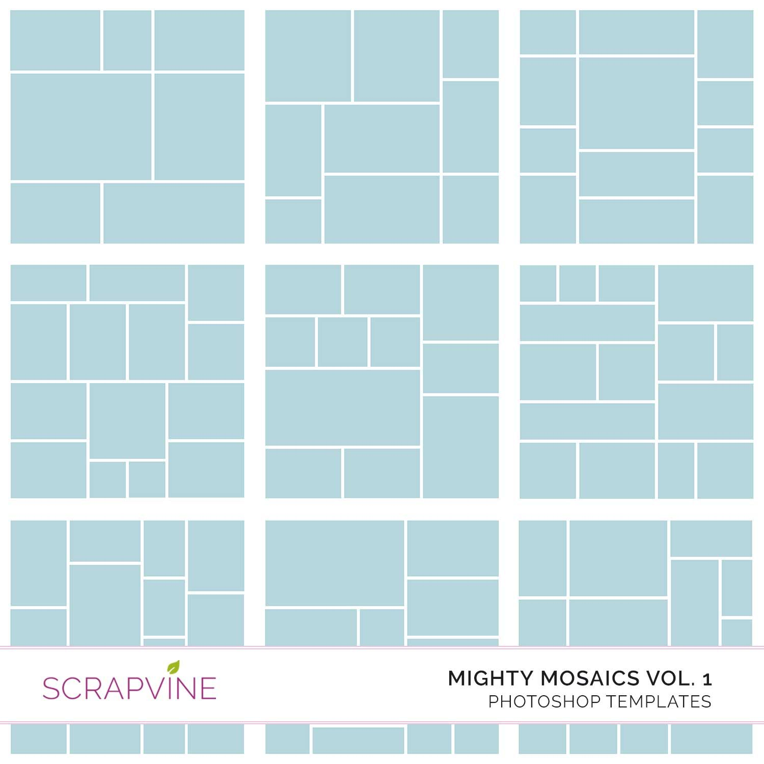 Mighty Mosaics shop Templates