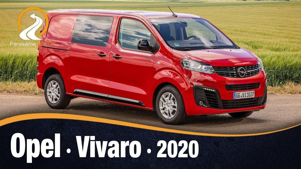 Opel Vivaro 2020 Motores Puertas Laterales Y Tinglados