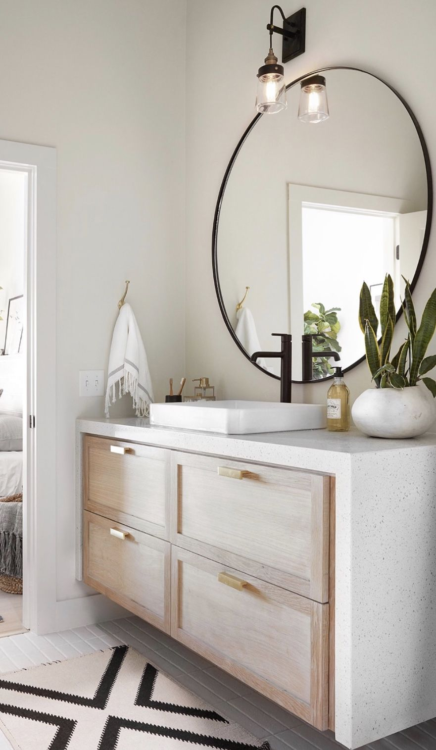 Pin By Kelly Rich On Homes Simple Bathroom Designs Large