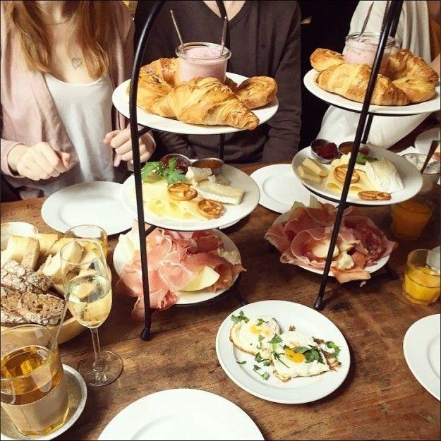 17 Cafés, in denen Du in München frühstücken musst #frühstückundbrunch