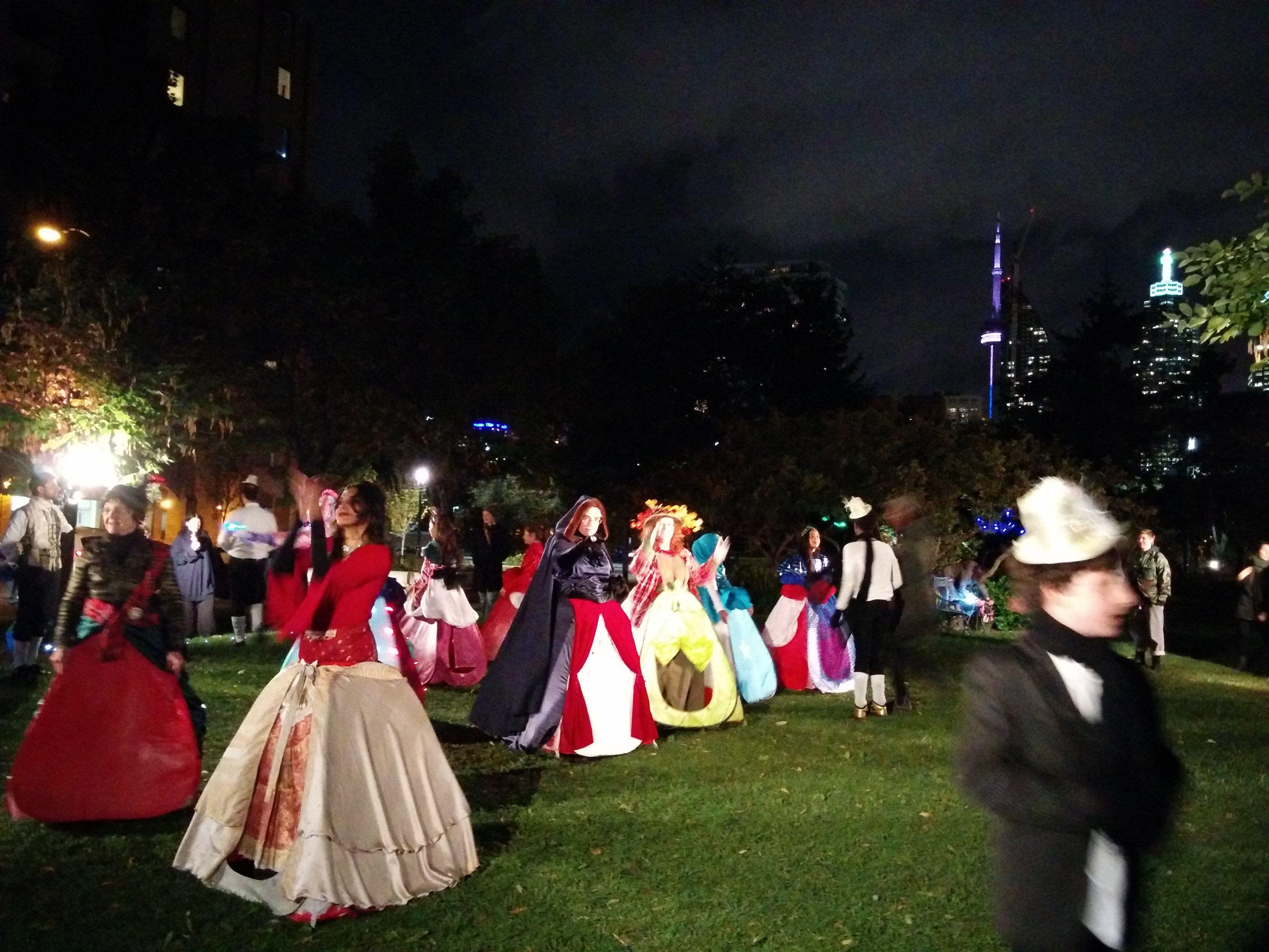 Nuit Blanche 2015 à Toronto