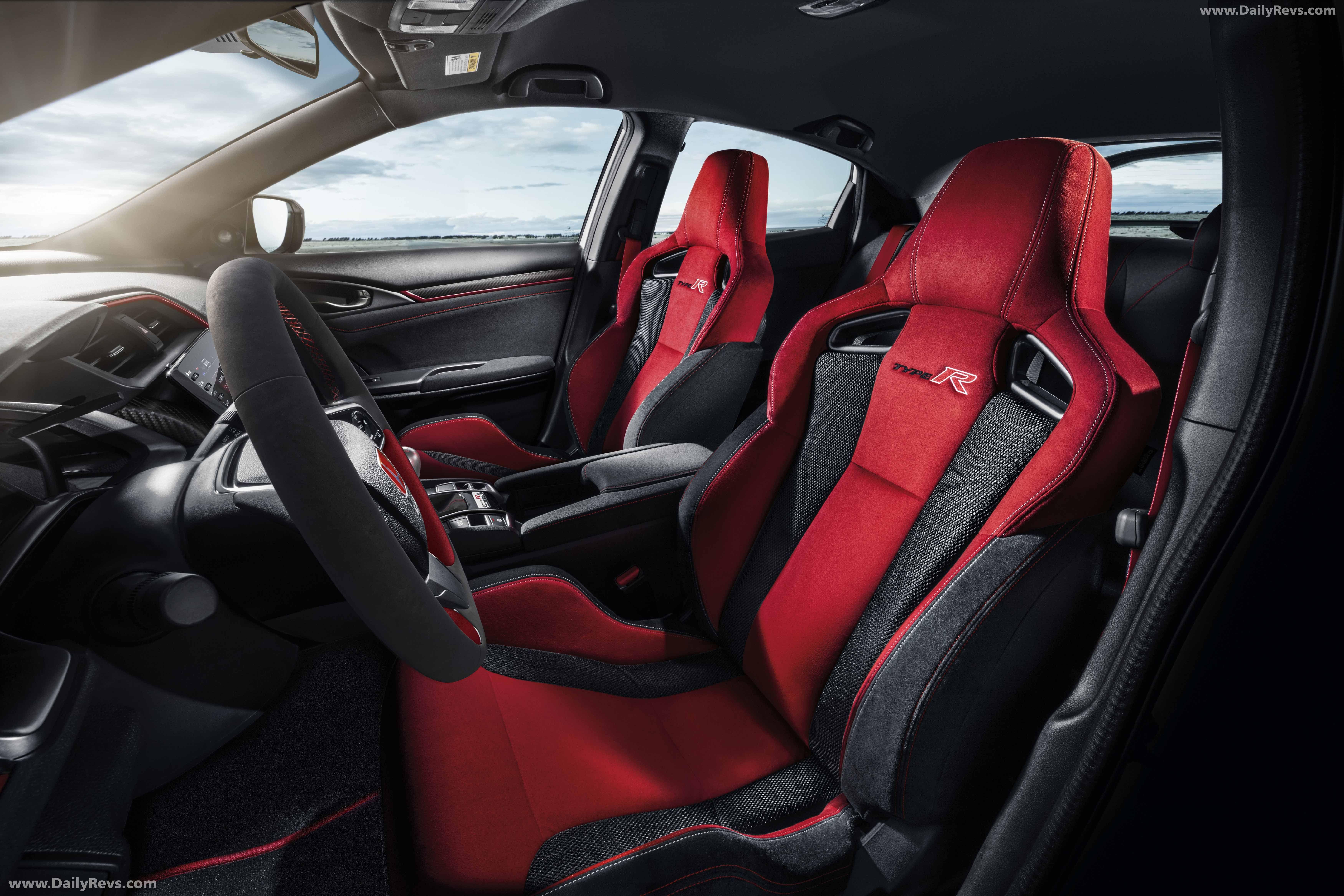 2020 Honda Civic Type R Dailyrevs in 2020 Honda civic