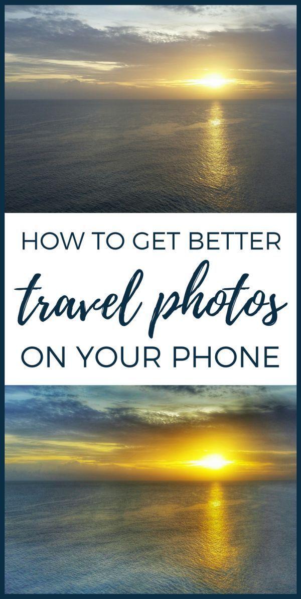 Photo editing apps for travel Beginner's tutorial for