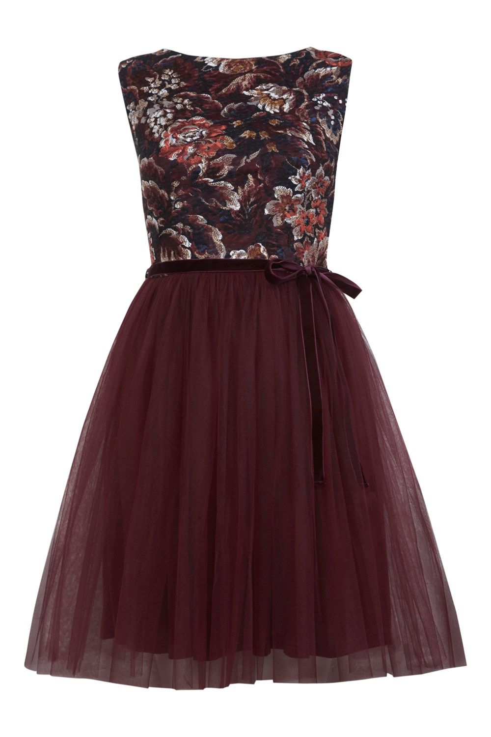 e11c15a1ec dresses - Floral Tutu Dress - Smith   Caughey s