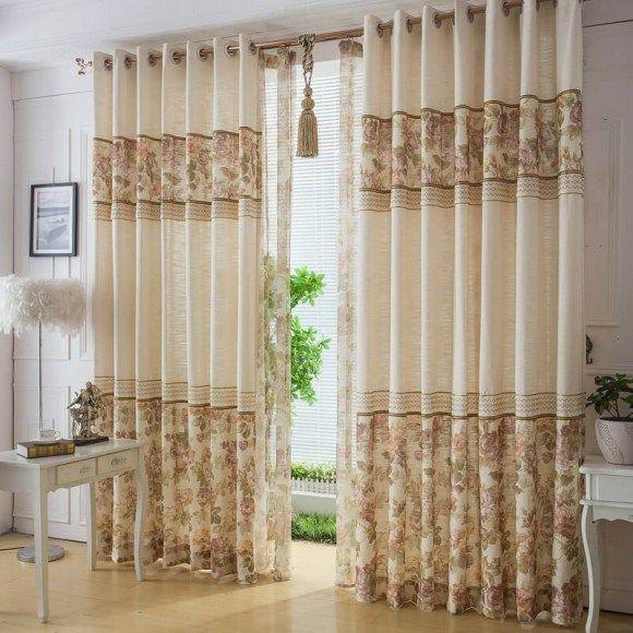cortinas decorativas para sala | Cortinas | Pinterest