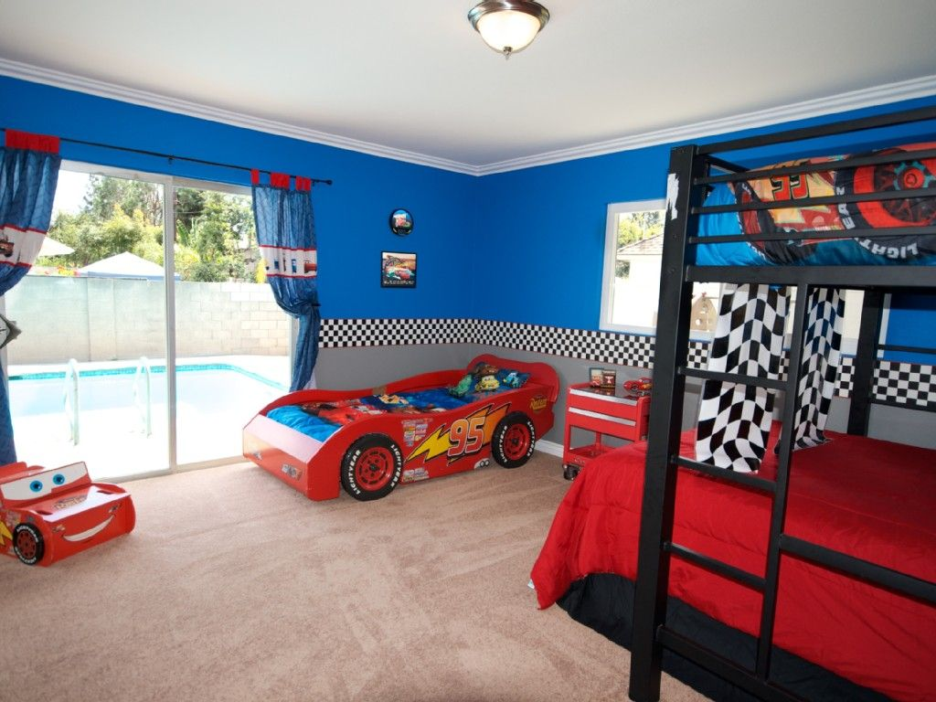 Cars Room Google Search Girls Pinterest Disney Themed - Car themed bedrooms