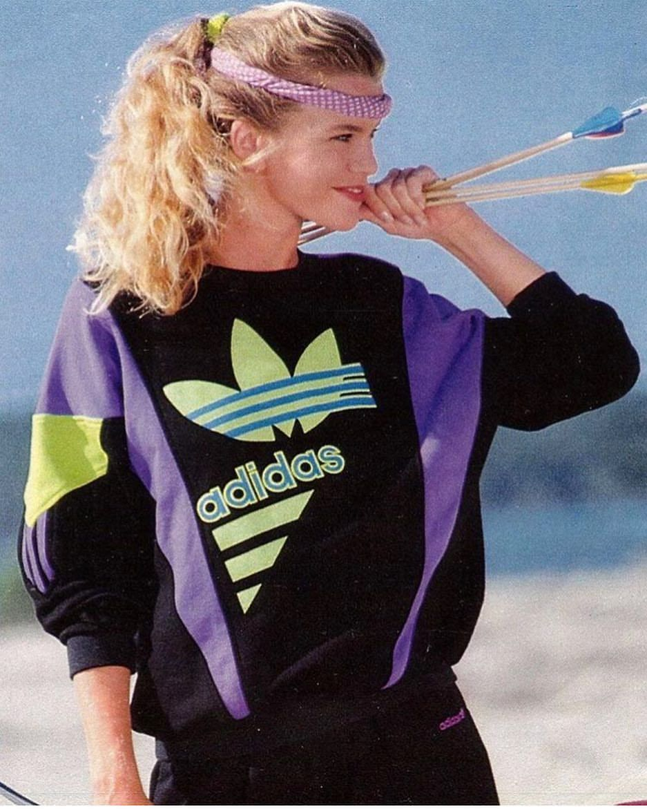 80 39 S Adidas Moda Femenina 80 39 S I 80 39 S Women 39 S Fashions Pinterest 80 S Adidas And 80s Fashion