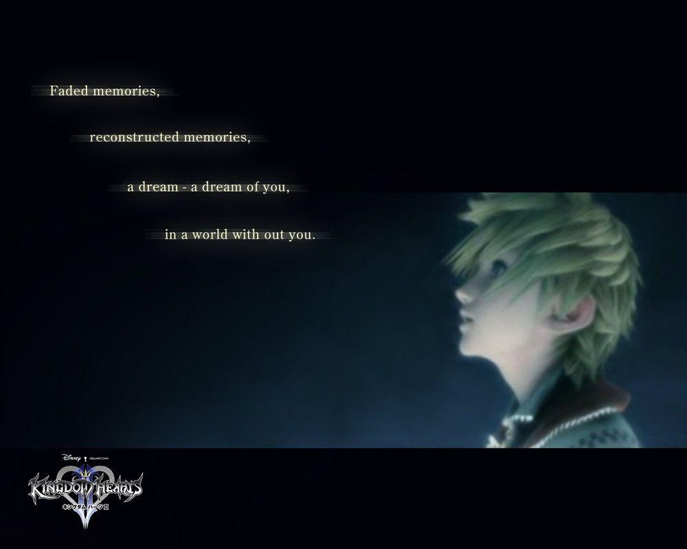 Kingdom Hearts Quotes Pinlevitray Sirgondonico On Kindom Hearts And Final Fanstacy