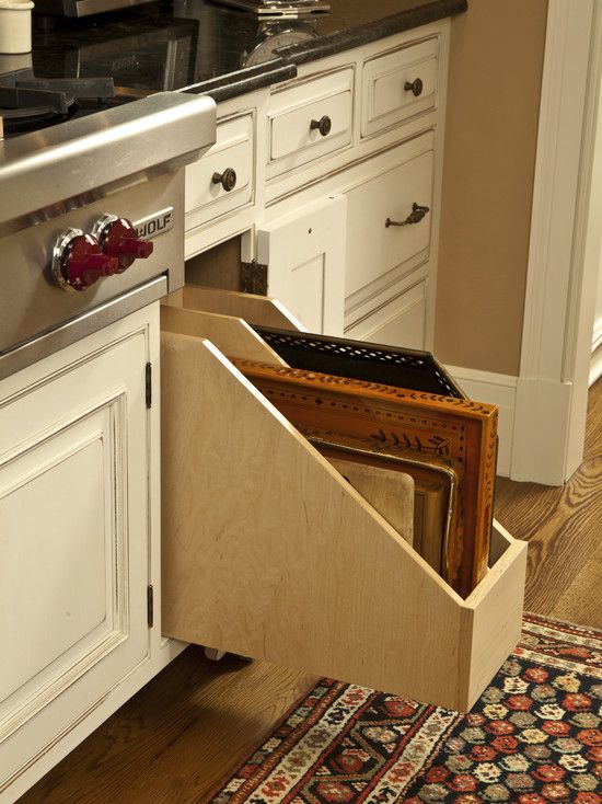 Unique Kitchen Cabinets and Drawers Design