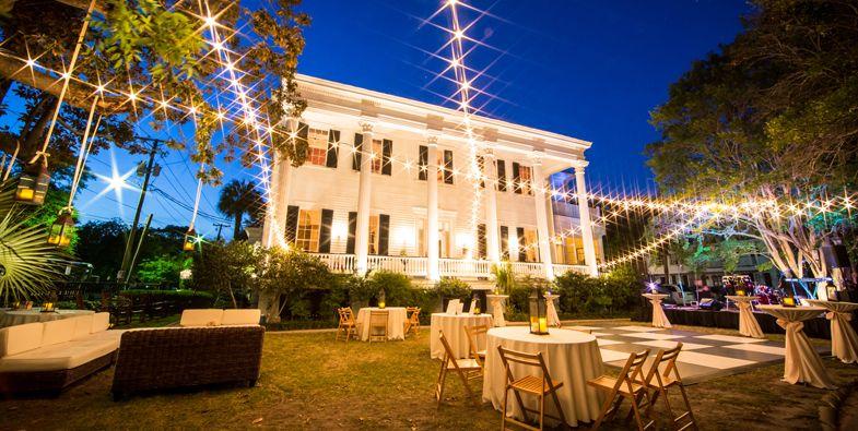 Weddings Charleston Sc The Wickliffe House Wedding Venues Wedding Reception Locations