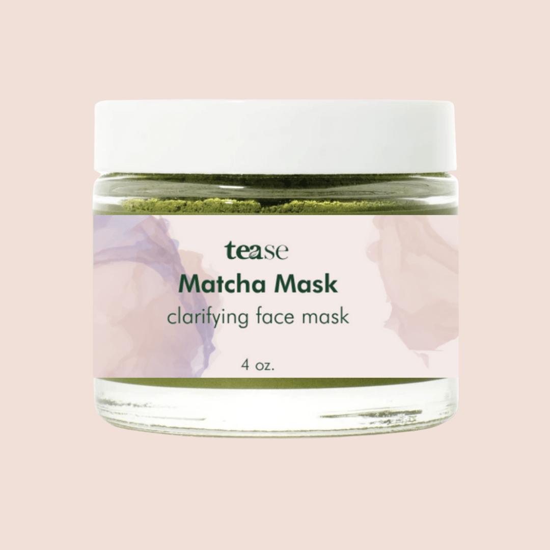 Photo of Clarifying Matcha Face Mask – rose